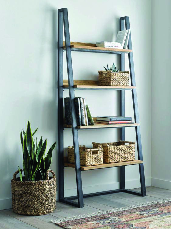 Crazy Metal Shelving Narrow To Refresh Your Home Shelf Decor Living Room Industrial Furniture Decor Home Decor Furniture #storage #shelves #living #room