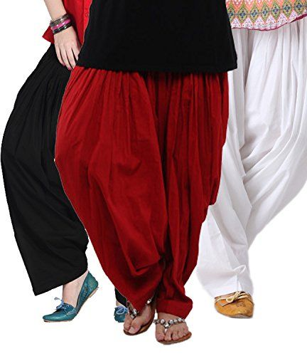 Pistaa'S Women's Cotton Patiala Salwar Combo (ACPSBLKMRNMW_Black, Maroon and White_Free Size) Check more at http://www.indian-shopping.in/product/pistaas-womens-cotton-patiala-salwar-combo-acpsblkmrnmw_black-maroon-and-white_free-size/