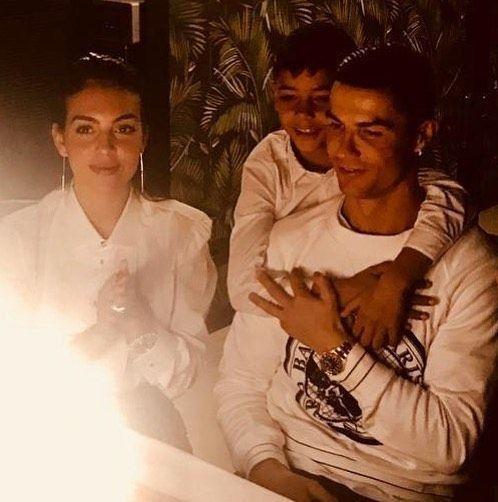 Married Critiano Ronaldo In 2020 Critiano Ronaldo Cristiano Ronaldo Girlfriend Cristiano Ronaldo Kids