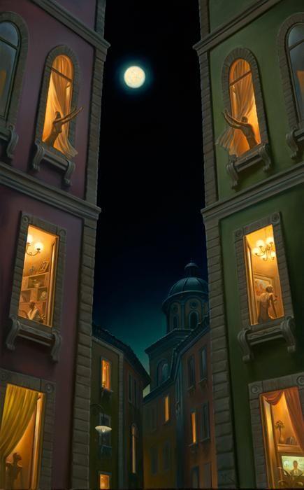 """""""Juegos de Luna Llena"""""""