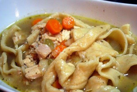 Chicken and Dumpling Noodle Soup recipe!