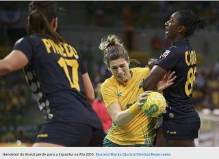 Momento Verdadeiro: Rio 2016: Handebol feminino perde invencibilidade ...