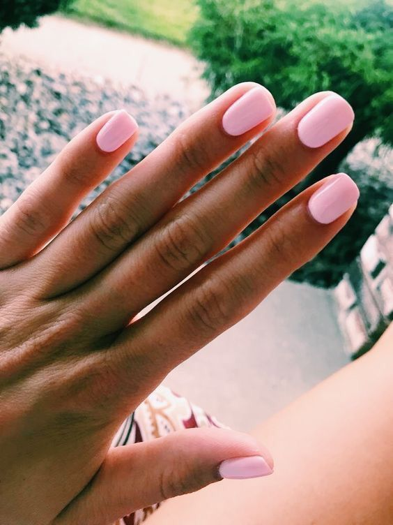 Nails Aesthetic Vsco Tumblr Vscofilter Vscocam Pinknails Summer Summervibes Cute Nails Pink Nails Manicure