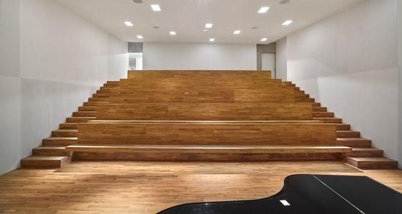 Gallery - Henri Dutilleux Conservatoire / Dominique Coulon & associés - 29