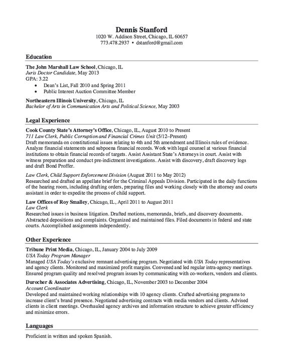 Law Officer Resume Sample - http\/\/resumesdesign\/law-officer - resume for law enforcement