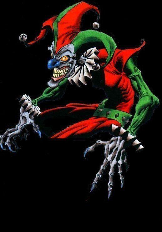 Wicked Jester Art   Vi...