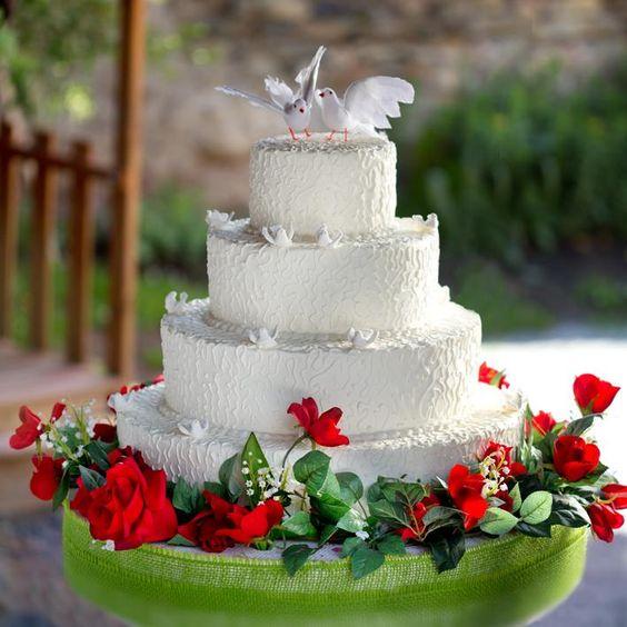 Produkte / Hochzeitstorten | Aloisia