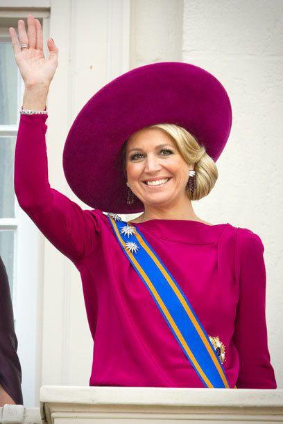 Der Stil der neuen Königin - Máxima(l) stylisch!