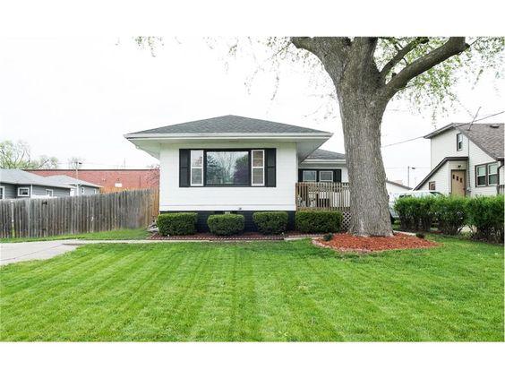 1011 West St, Des Moines, Iowa, MLS# 515859, 2 bedroom, 1 bathroom, $115000, Des Moines Homes for Sale