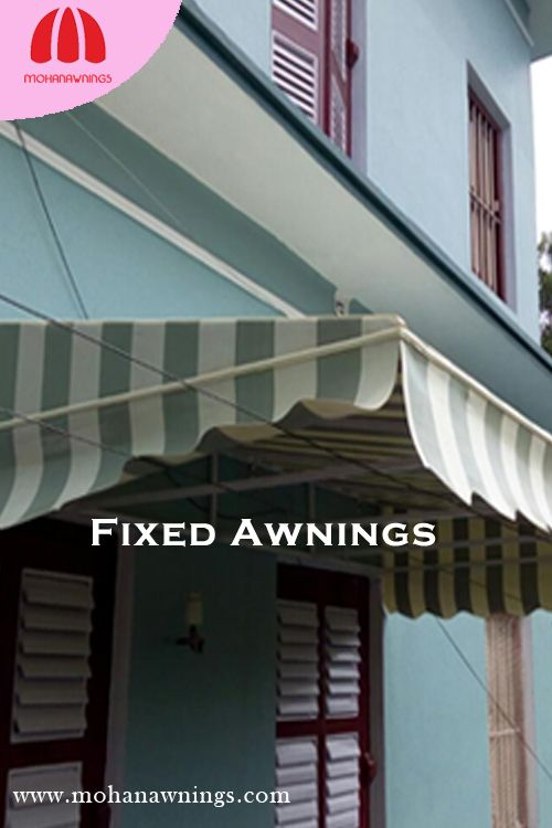Fixed Canopy Awning Awning Canopy Shop Fronts