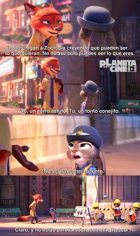 Zootopia Peliculas De Disney Frases Peliculas Peliculas