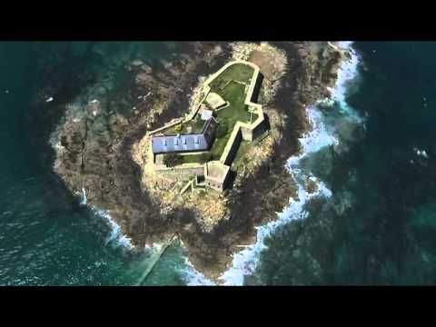 DRDA : Ces forts qui protègent St-Malo - YouTube