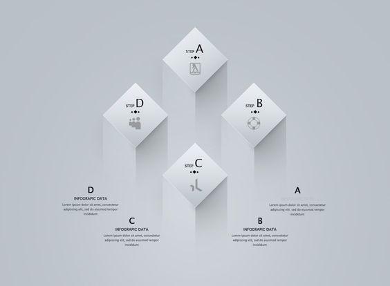 Infographic Tutorial infographic tutorial illustrator cs : Photoshop Tutorial Graphic Design Infographic 3D Diamond ...