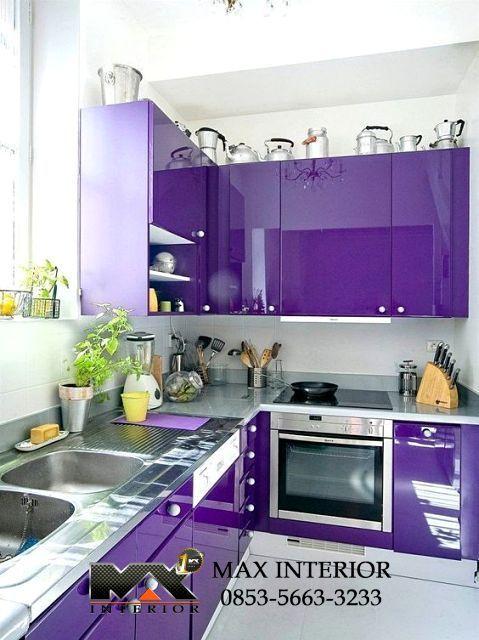 JASA Kitchen Set Pekanbaru