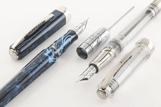 To new pens on my wishlist!!! I like the demonstrator best.