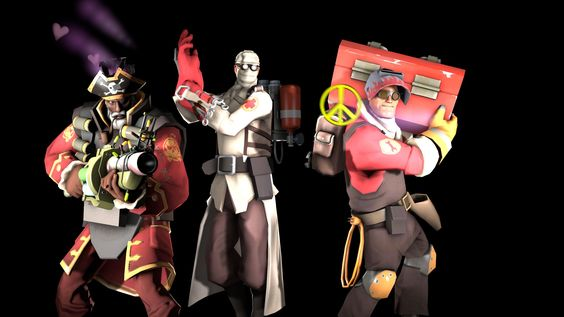 [SFM] The Three #games #teamfortress2 #steam #tf2 #SteamNewRelease #gaming #Valve