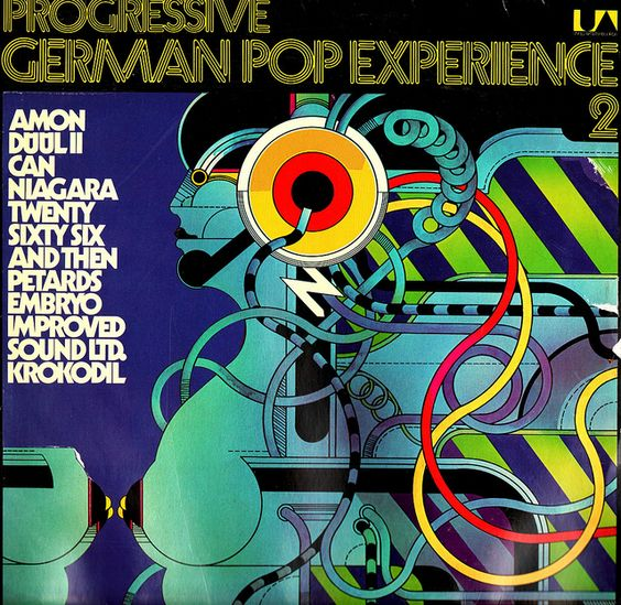 various artists progressive german pop experience krautrock pinterest photos pop and. Black Bedroom Furniture Sets. Home Design Ideas
