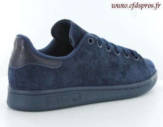 adidas stan smith femme bleu marine