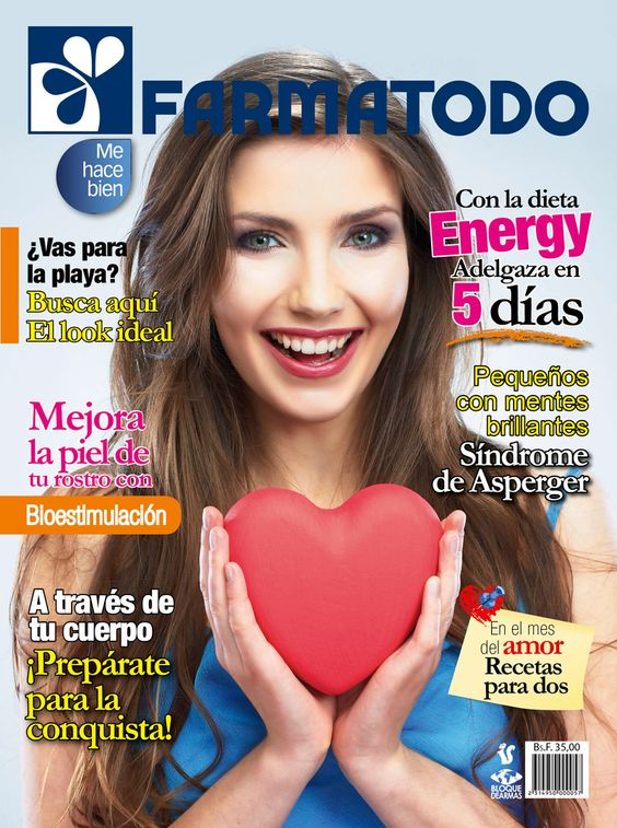 Revista Farmatodo - Febrero 2014