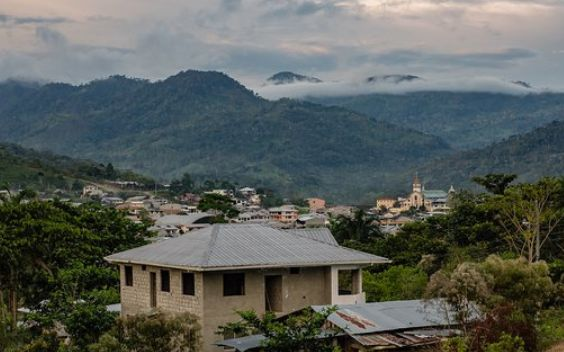 Gualaquiza is hidden between the Andes and the Amazon