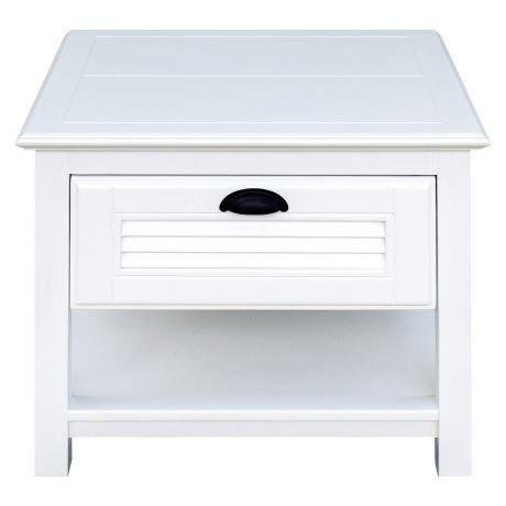 ESPLANADE 1 drawer bedside, w 55, l 48, h 50