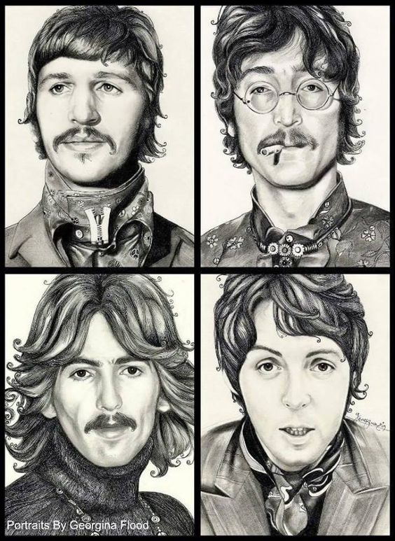The Beatles sketches