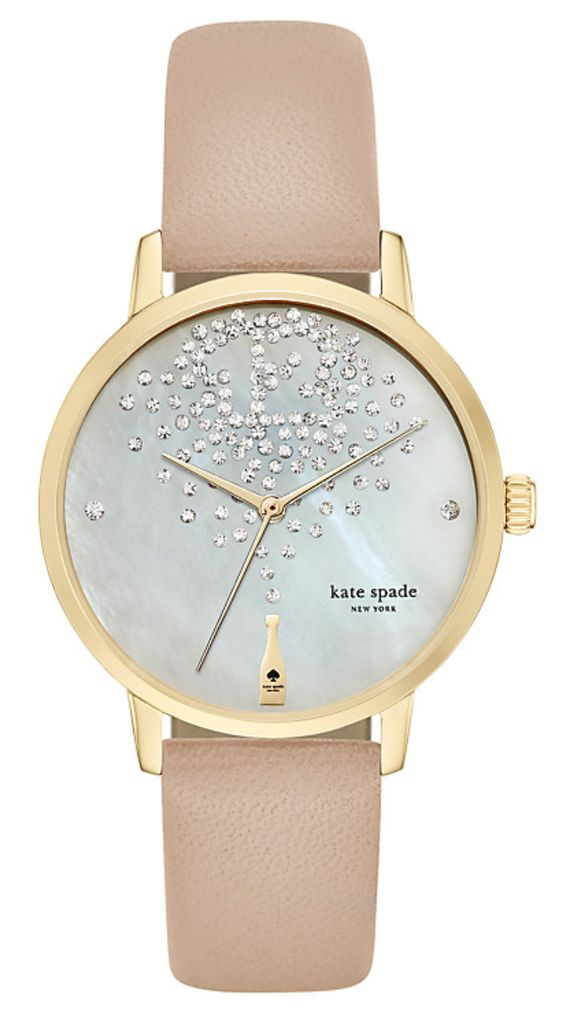 kate spade Champagne watch