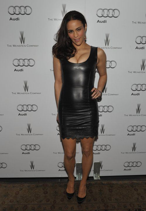 Paula Patton at The Weinstein Company and Audi Celebrate Awards Season at Chateau Marmont