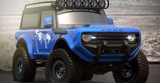 Pin By C Williams On No Pavement No Worries Ford Bronco Concept Ford Bronco Bronco Concept