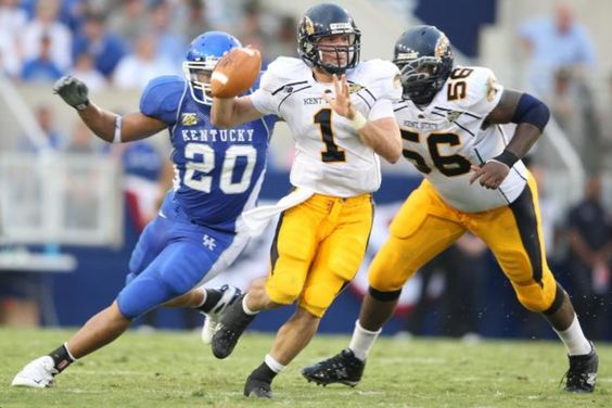 Watch Julian Edelman's Highlight Reel From When He Played QB In College
