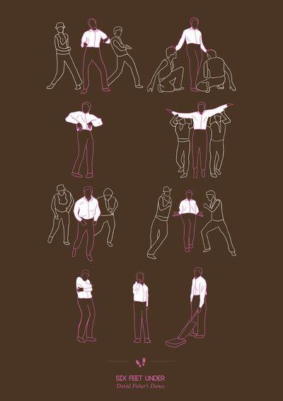 This series of pop culture dancing is fantastic!!