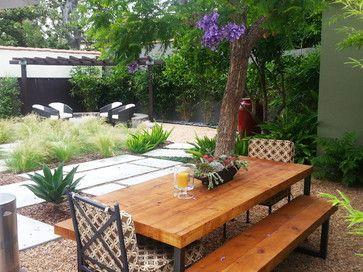Larchmont - Asian - Spaces - Los Angeles - CARL BALTON & ASSOCIATES