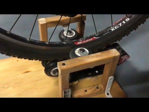 Rodillo Casero Para Bici Con Patines Mejorado 2ª Parte Youtube Rodillo Para Bicicleta Rodillos Para Bicicletas Soportes Para Bicicletas