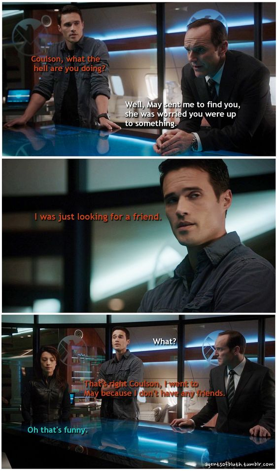 ward and may relationship questions