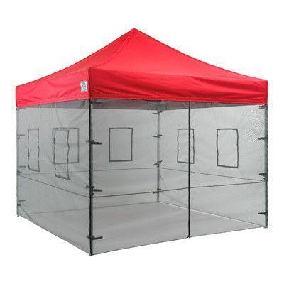 ImpactCanopy Pop Up Food Service Vendor Canopy Tent