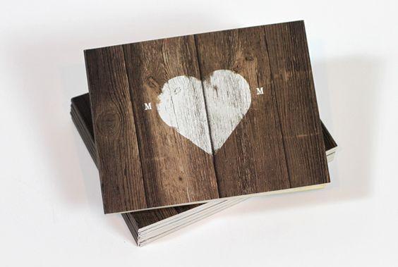 Wedding Invitation  Love Letters Book