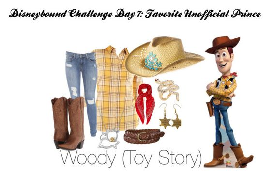 """""""Disneybound Challenge Day 7: Fave Unofficial Prince"""" by girlygirl4006 on Polyvore"""