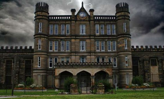 Moundsville West Virginia Penitentiary.
