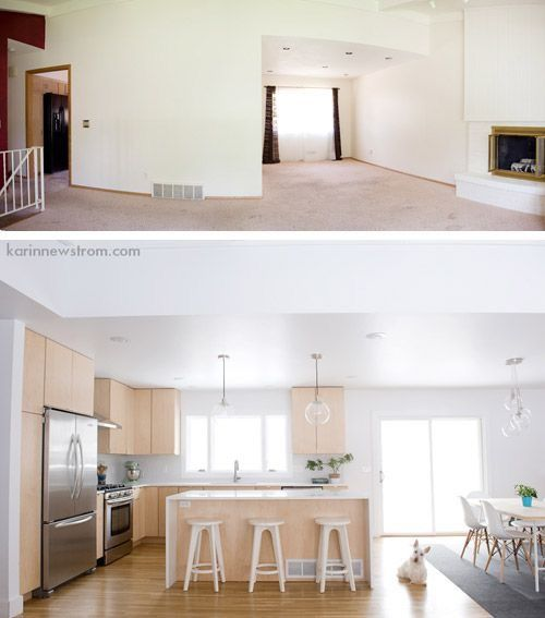 Split Level Kitchen Remodel Photos | Information About Home ...