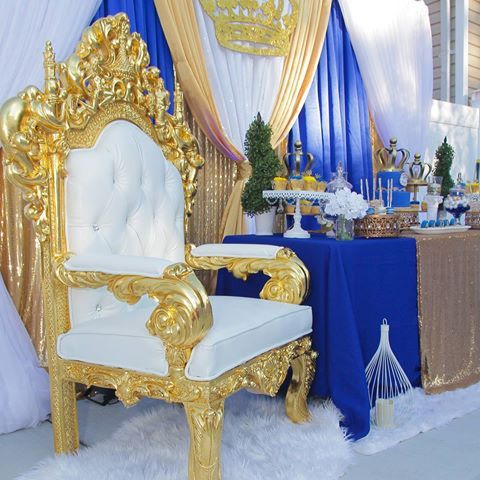 Image result for blue royal throne: