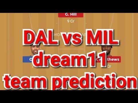 Dal Vs Mil Dream11 Team Prediction And Lineups Nba
