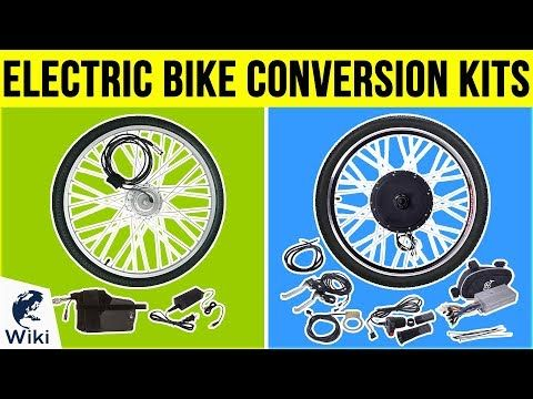8 Best Electric Bike Conversion Kits 2019 Youtube Electric