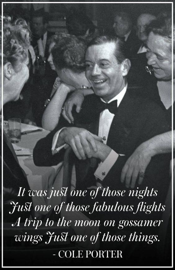 Lyric cole porter lyrics : Night And Day