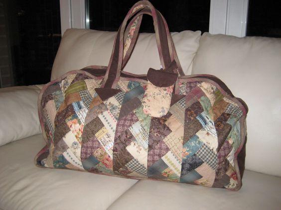 Meine Reisetasche