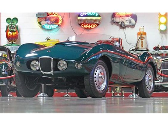1959 Arnolt Coupe