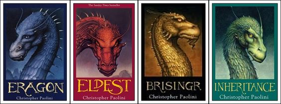Eragon series, Christopher Paolini