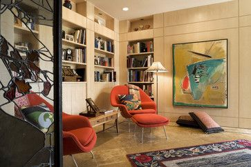 Home Office knoll Design Ideas, Pictures, Remodel and Decor