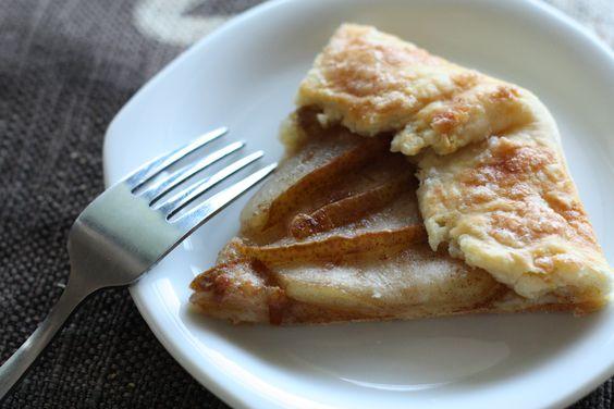 Rustic Pear Tart | .it's in my tummy now. | Pinterest | Pear Tart ...