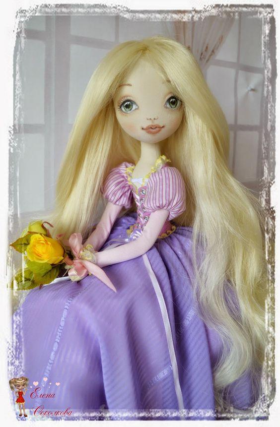 :: Crafty :: Doll :: Soul of a rag doll