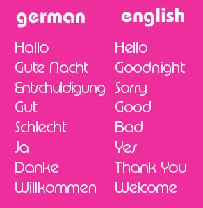 Anyone who speaks german and english?